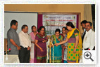 SMrs. Dr. Kiran, Senior Manager (Personnel) Central CoalFields Ltd; Inaugurating Days Residential Program