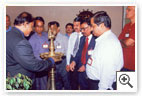 Shri Sandeep Mukherjee, General Manager, ECGC Ltd., Mumbai, Inaugurating the Training Programme  26 – 28 April 2010 at T & U Leisure Hotel, Munnar.