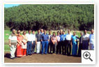 Group Photo Participants along with spouse – Munnar - Kerala