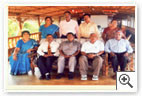 Faculty Shri J.K.M.Nair (at middile) during a Group Exercise Session- SDP-28-30 October 2010- Kumarakom.